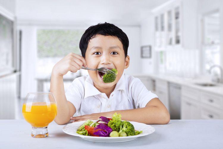 Jangan Memaksa Anak Makan Sayuran, Tapi Buat Menyukainya