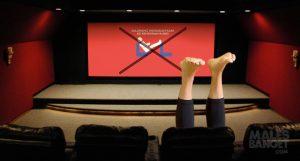 Hal - Hal yang membuat anda jengkel di Bioskop.