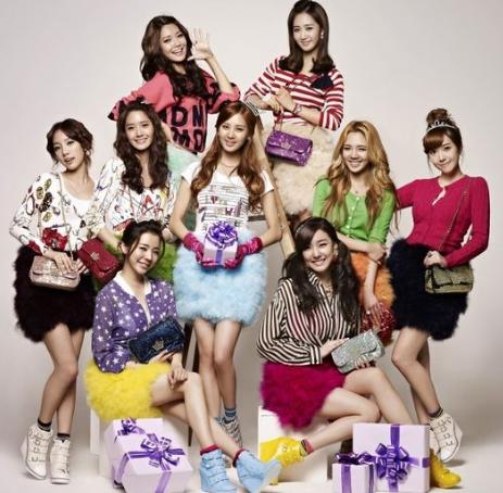 Profil & Fakta K-Pop Girls` Generation (소녀시대)