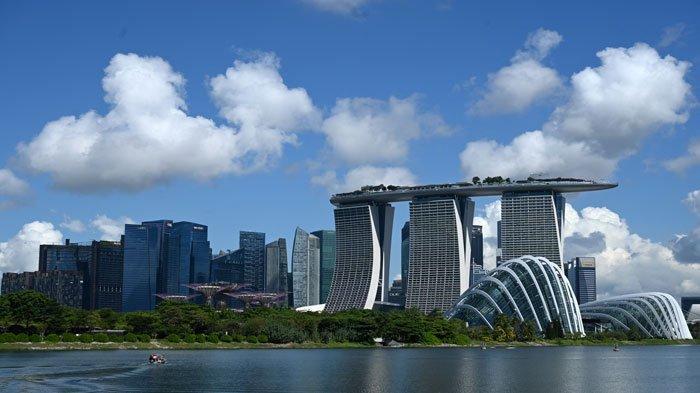 Berenang dari Batam ke Singapura?